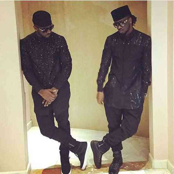 Scooper - Entertainment News: Peter Okoye's wife wishes him and brother Paul  a happy birthday