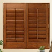 Designer Wood Shutters | Select Blinds Canada