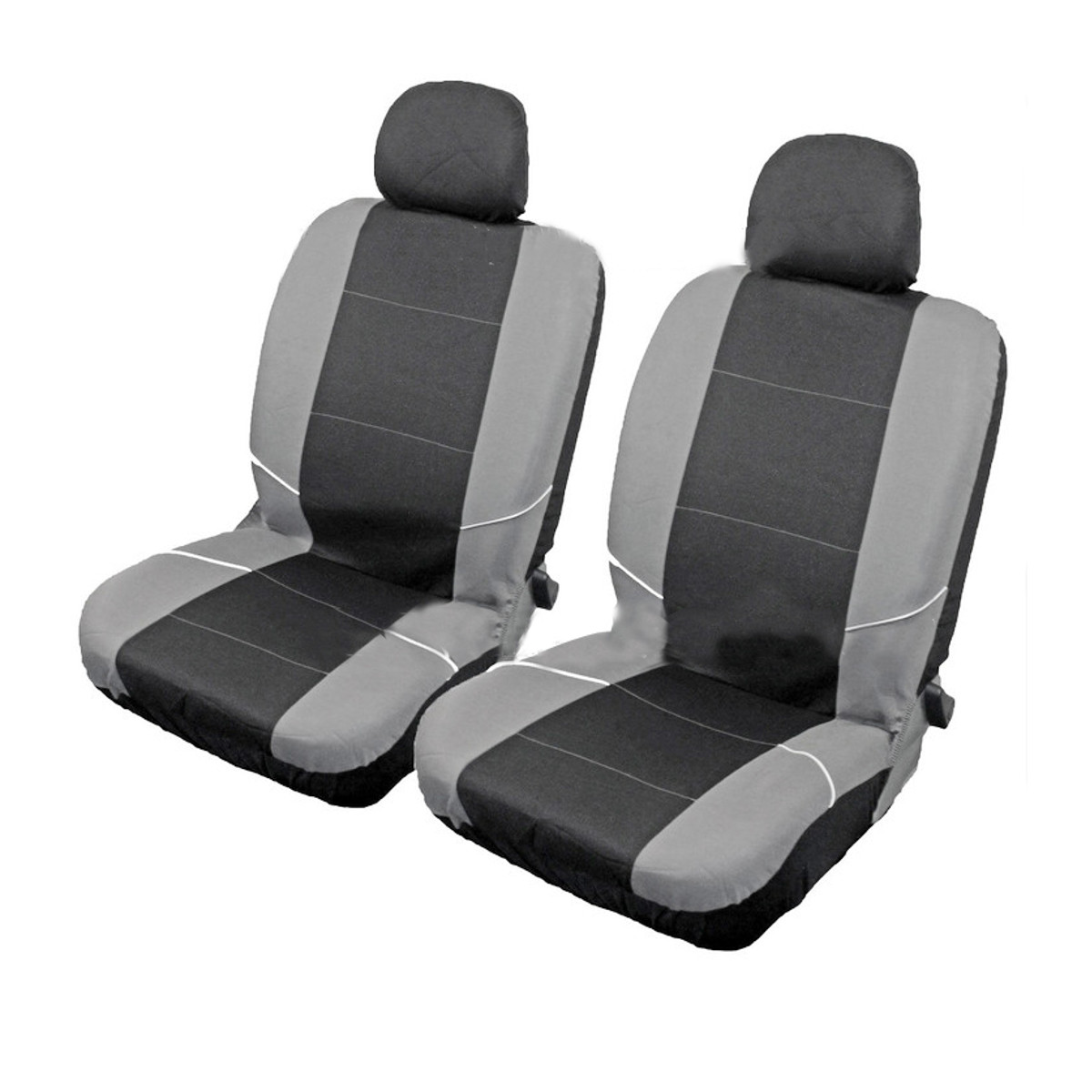 chair covers for headrest ergonomic rocking chairs universal front car seat and washable