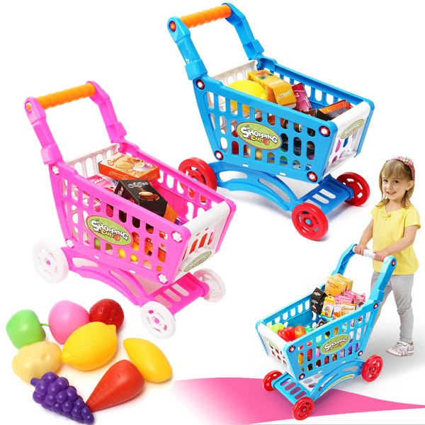 Mini Shopping Cart With Full Grocer End 4 28 2018 11 15 Pm