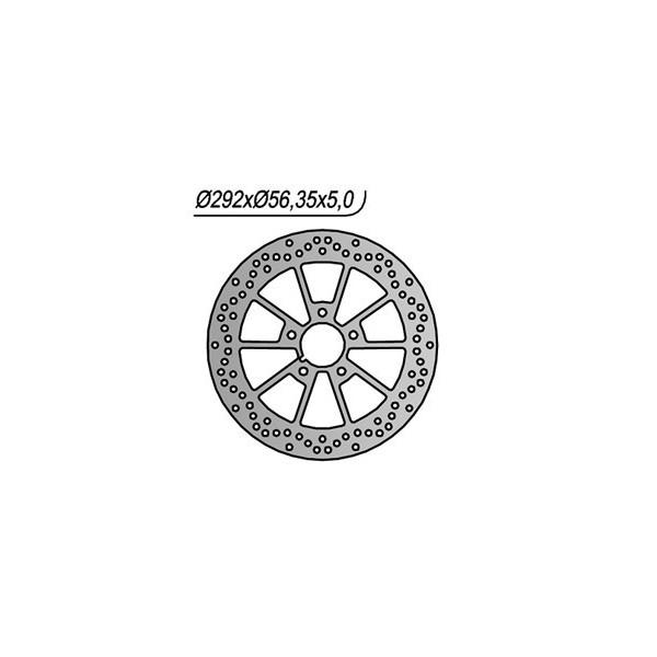 DISCO FRENO NG 1247 HARLEY DAVIDSON XLR SPORTSTER ROADSTER