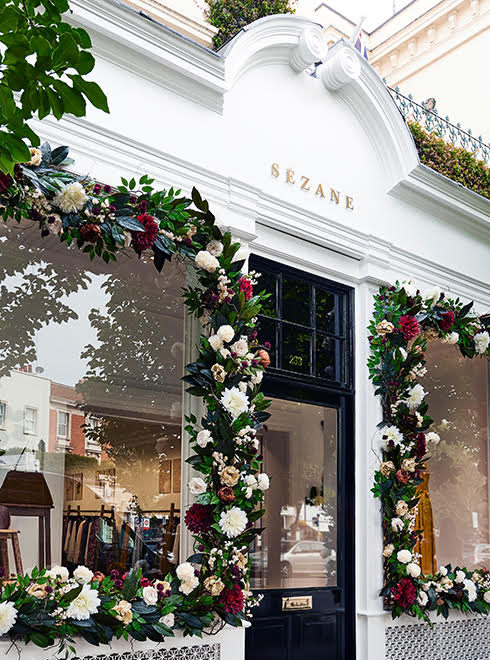 Image result for sezane store nyc