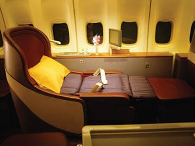 10 Best First Class Airline Seats in the World  sgcGo