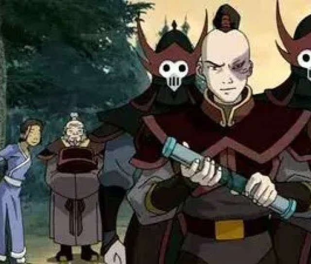 Avatar The Last Airbender 01x09 The Waterbending Scroll