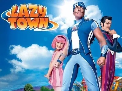 Image result for lazy town