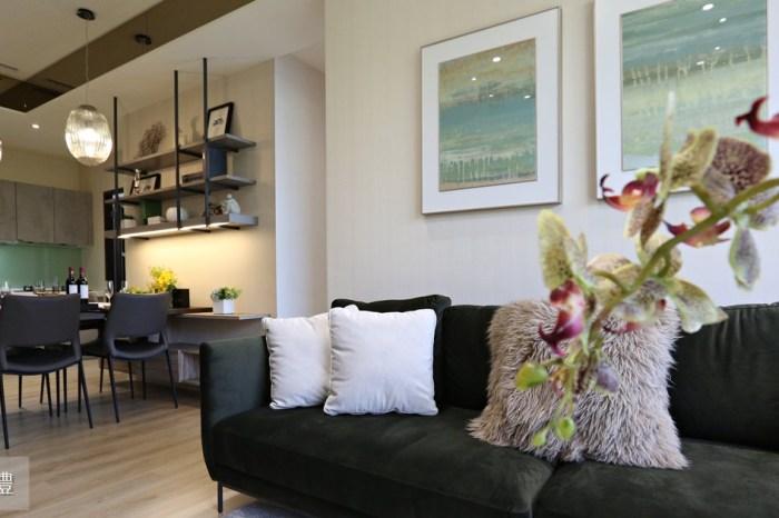 國聚之禮 坐擁台中新站重量級商圈 生活機能豐富 3~4房舒適減壓大空間