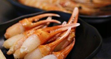 台中 | 燄鐵板燒 從百元平價料理到極黑牛、天使紅蝦 這裡都吃的到