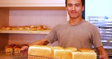 台中 | ED手工鮮奶土司 當日現做現賣好吐司 台中麵包店推薦 第二市場附近