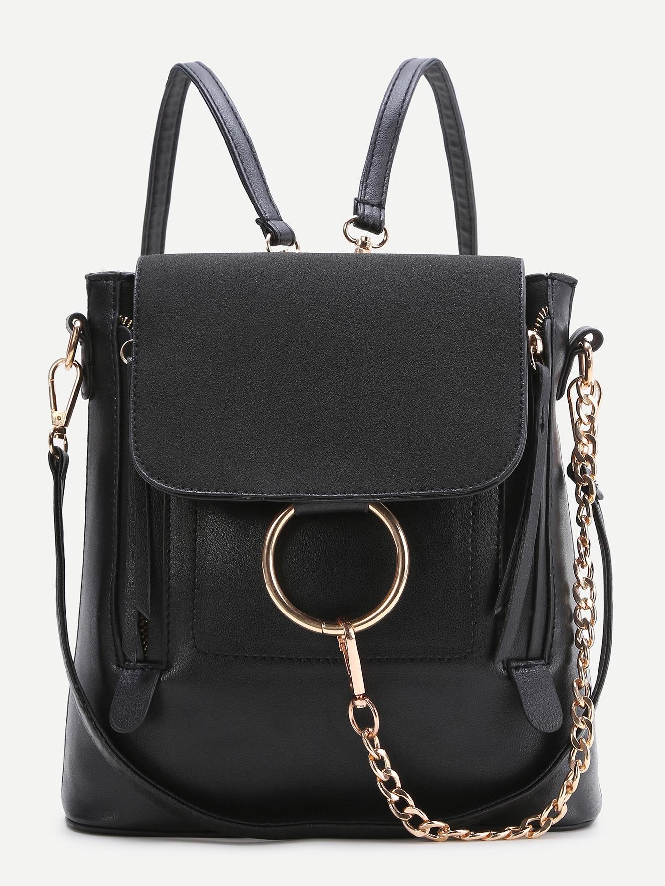 Ring Backpack Straps