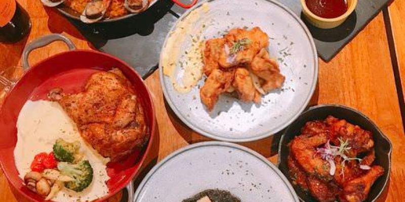聖誕節94要吃大餐~Mastro Cafe享受戰斧豬排