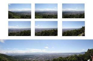 【PS教學】風景照全景合成製作-Photoshop教學修圖系列