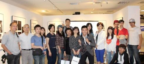 【演講】新光三越國際攝影聯展講座-攝影眼的培養 講師:吳鑫