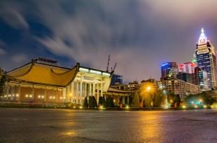 【攝影教學外拍團】夜景攝影實戰外拍課 國父紀念館攝影景點 講師:吳鑫