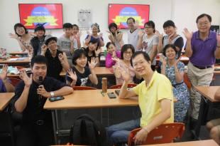 【手機攝影工作坊】手機拍照好好玩 台中市立圖書館 講師:吳鑫