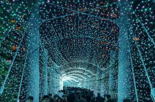 【手機攝影達人教學】7招必學輕鬆拍出美麗耶誕夜景燈海好照片