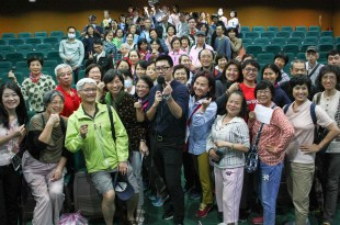 【手機攝影講座】 新北市圖永和民權分館  講師:吳鑫