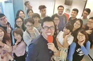 【手機攝影課】南台北家扶中心年度同工訓練 用手機拍出完美打卡照 講師:吳鑫