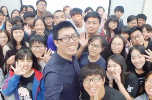 屏東美和科技大學大創影像社名人演講『在攝影的路上,發現美』 講師:吳鑫