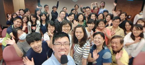 【手機活動紀錄攝影課】林務局 Facebook網路行銷小編實務經營課 講師:吳鑫