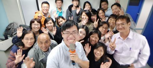 【手機商品美食攝影課】行政院農業委員會企業經理人培訓 用手機拍出吸睛好賣相  講師:吳鑫