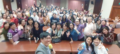 【手機活動紀錄攝影課程】台中朝陽科技大學教師教職員教育訓練課程 講師:吳鑫