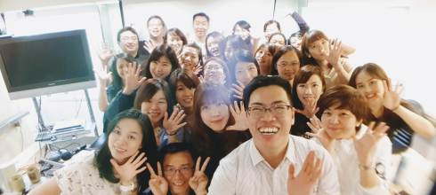【企業講座手機攝影課】逸凡科技 用手機拍出完美打卡照 講師:吳鑫