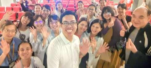 【手機拍片課程】高雄長庚醫院臨床教師師資培育講座 講師:吳鑫