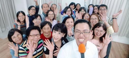 【手機攝影課程】用手機拍出完美打卡照 台南安平圖書館  講師:吳鑫