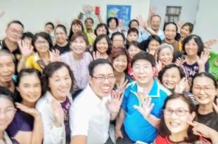 桃園市新楊平社區大學 手機攝影課 平鎮志工成長營 講師:吳鑫