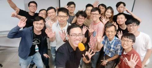 【企業內部社團講座】廣達電腦攝影社 手機攝影課 用手機拍出完美打卡照 講師:吳鑫
