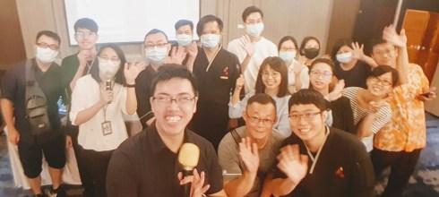 【手機美食攝影課】五星級台南桂田酒店 企業教育訓練 用手機拍出好美味 講師:吳鑫
