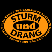 """STURM UND DRANG T-SHIRTS, BY MARGA JIM"""