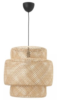Ceiling Lamps Ikea. Polygon Squat Wire Black Pendant Light ...