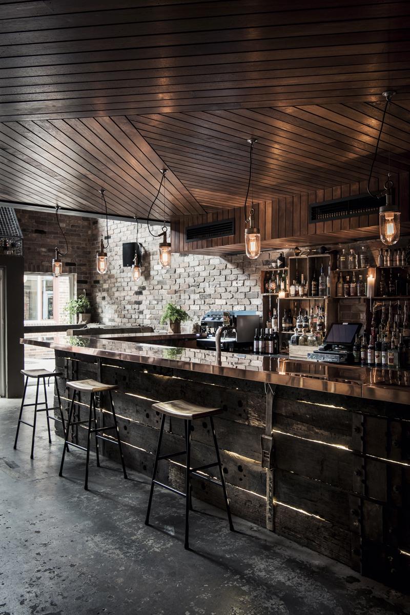 Donnys Bar a cozy Restaurant in Sydney  ShockBlast