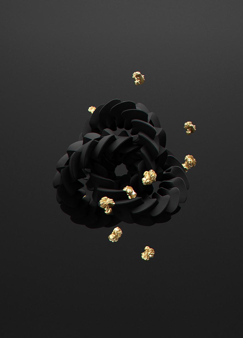 All Black But Gold  ShockBlast