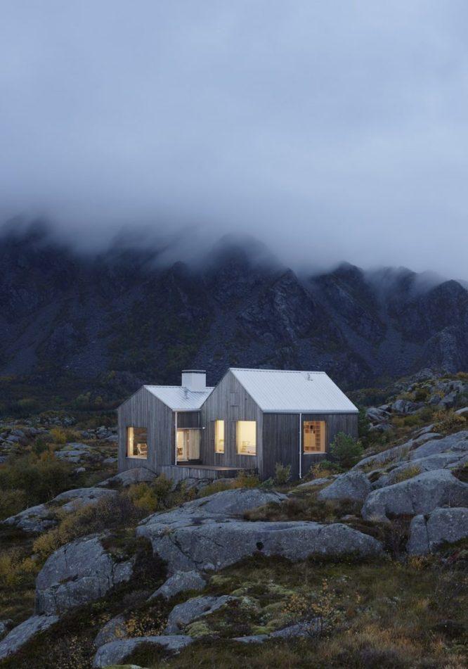 Vega Cottage, Norway