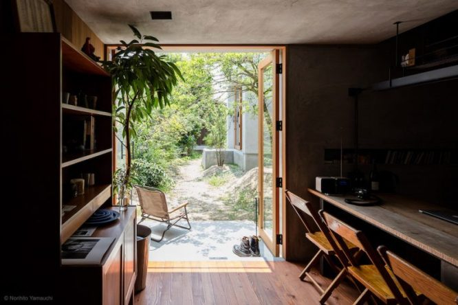 Photographer's house in Japan
