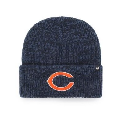 '47 Brand Chicago Bears Brain Freeze Cuff Knit Hat from Macy's at SHOP.COM
