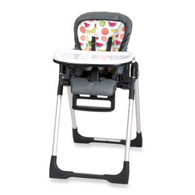 baby trend high chair recline innovative design aspen in fruit punch from bed bath beyond at shop com