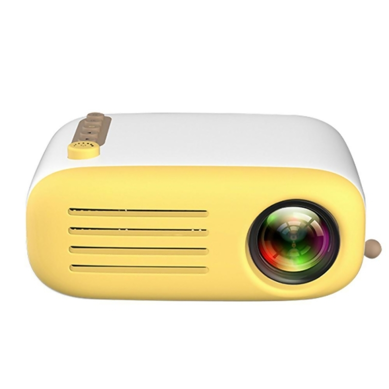 (美安獨家) QHL 酷奇 迷你LED微型復古投影機 M5A from friDay購物 at SHOP.COM TW