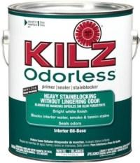MASTERCHEM INDUSTRIES 1 Gallon Kilz Odorless Primer from ...