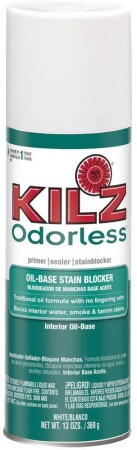 MASTERCHEM INDUSTRIES Spray Paint Kilz Odorless Primer ...