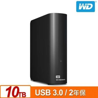 WD Elements Desktop 10TB 3.5吋外接硬碟(SESN) from friDay購物 at SHOP.COM TW