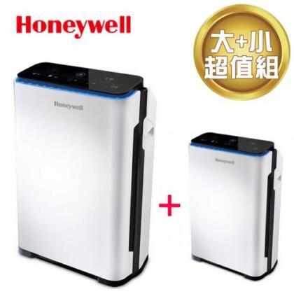【超值組】Honeywell 智慧淨化抗敏空氣清淨機 HPA710WTW+HPA720WTW from friDay購物 at SHOP.COM TW