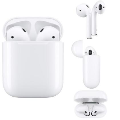 Apple原廠 AirPods-二代 耳機-搭配有線充電盒(2019)_MV7N2TA/A from friDay購物 at SHOP.COM TW