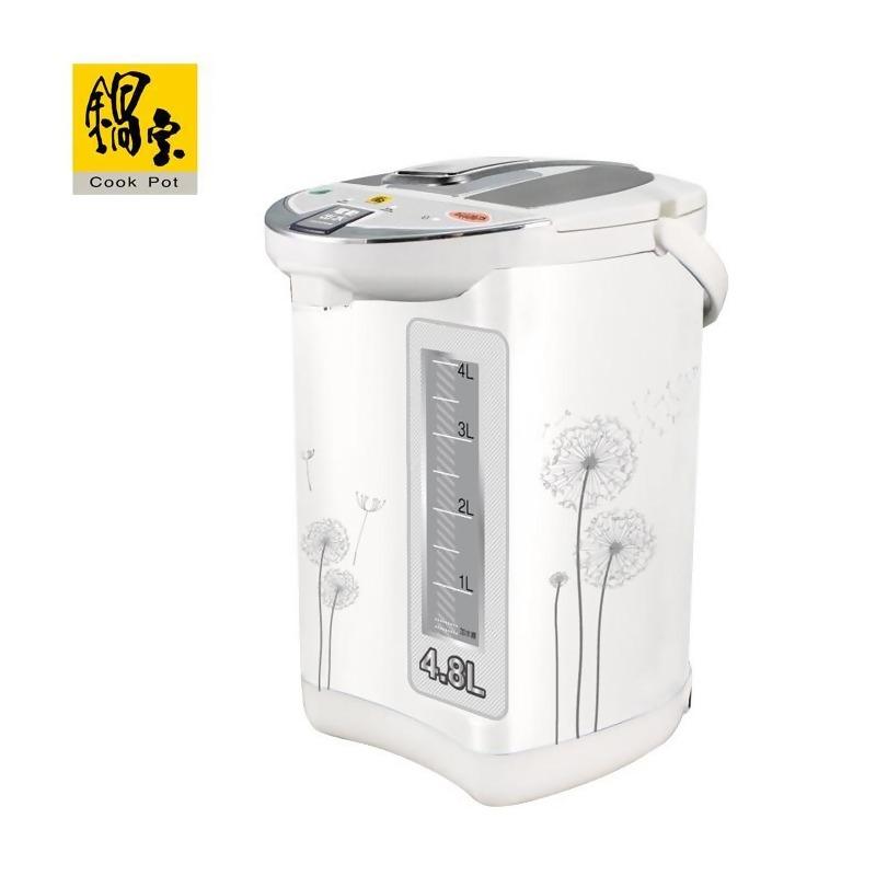 鍋寶 4.8L節能電動熱水瓶 PT-4808-D from friDay購物 at SHOP.COM TW