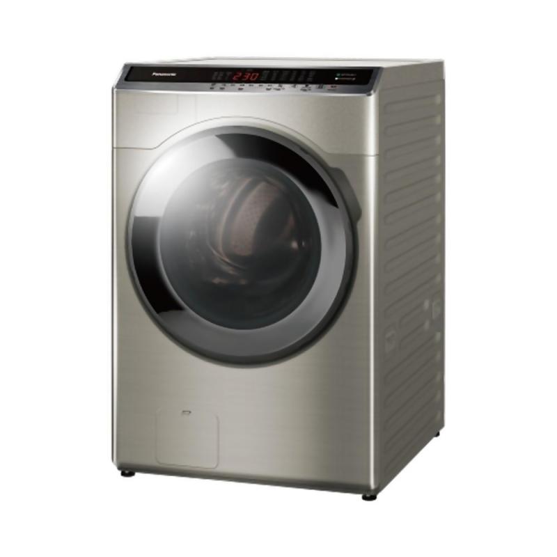 (含標準安裝)【Panasonic國際牌】16KG滾筒洗脫烘ECONAVI+nanoe™ 雙科技變頻洗衣機 NA-V160HDH-S from friDay購物 at SHOP.COM TW
