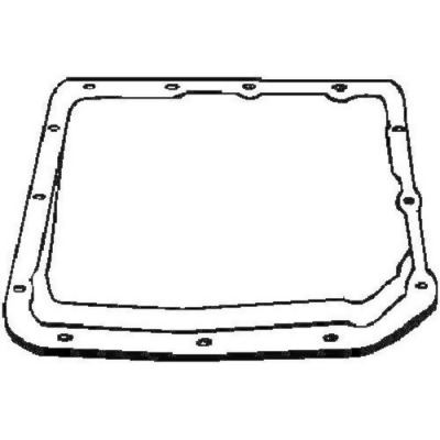 Auto Trans Oil Pan Gasket-Filter Fram FT1019A from