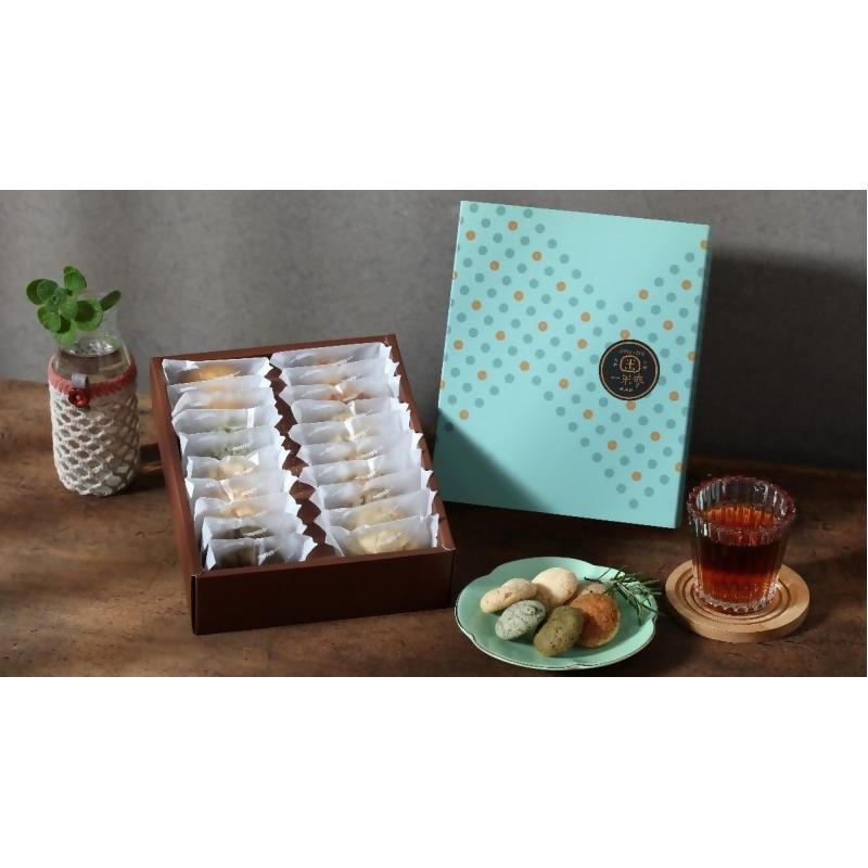 【一米麥】口酥餅-20入裝 from 一米麥 at SHOP.COM TW