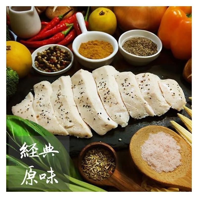 【野人舒食】低溫烹調舒肥雞胸肉(180g) from ihergo愛合購 at SHOP.COM TW